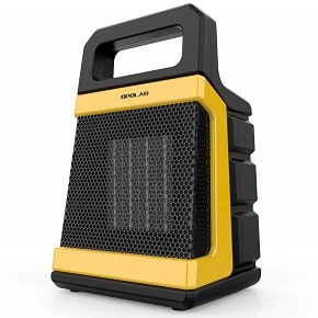 1500 watt ceramic space heater