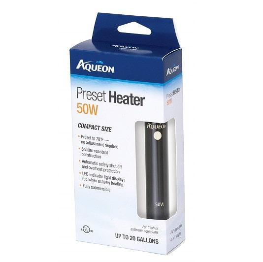 Aqueon Preset Heater