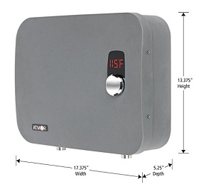 Atmor tankless electric water heater