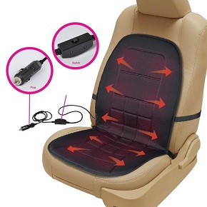 BDK Heated Seat Cushion