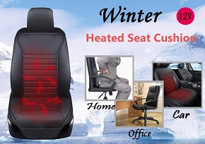 Big Ant Heated Seat Cushion