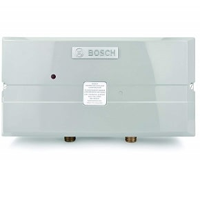 Bosch Electric Tankless Water Heater - Eliminate Time for Hot Water