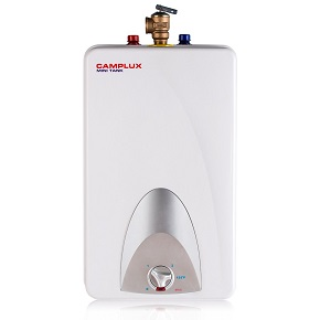 Camplux tankless water heater