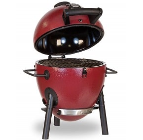 Char Griller Red Charcoal kamado Grill