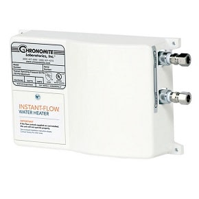 Chronomite Tankless water heater