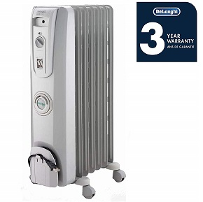 DeLonghi EW7707CM Comfort Temp Full Room Radiant Heater