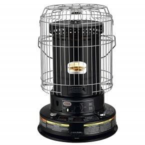 Dyna Glo kerosene heater indoor use