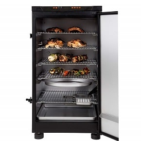 Dyna glo 30 inch electric smoker