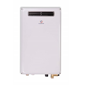 Eccotemp gas tankless water heater