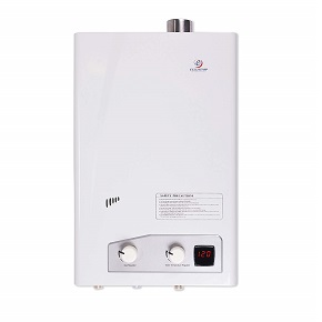 Eccotemp natural gas tankless water heater
