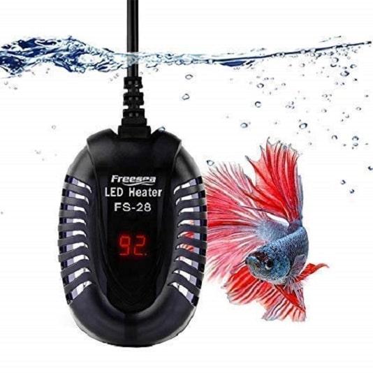FREESEA Aquarium Submersible Heater