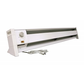 Fahrenheat electric baseboard heater