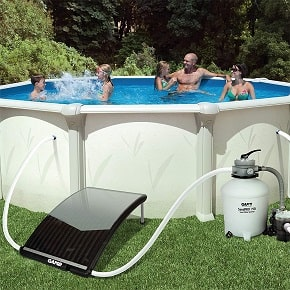 GAME Solar Pool Heater