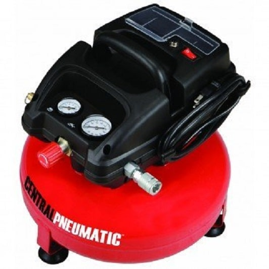 Horsepower Pancake Air Compressor
