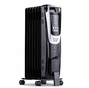 NewAir Electric Oil-Filled Space Heater ! AH-450B
