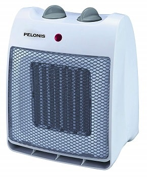 Pelonis ceramic space heater