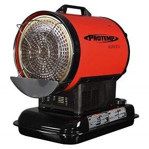 Pro temp kerosene heater