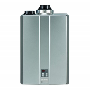 Rinnai natural gas tankless water heater