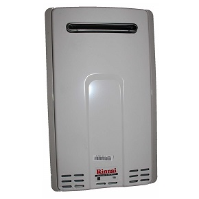 Rinnai outdoor tankless water heater​