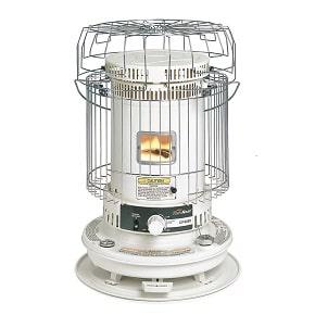 Sengoku kero heat portable radiant kerosene heater