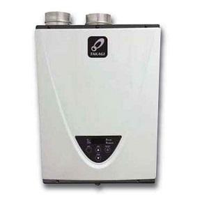 Takagi propane tankless water heater