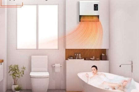 bathroom ceiling heater