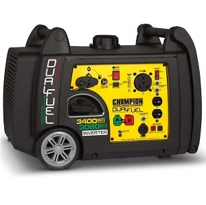 Champion 3400-Watt Dual Fuel