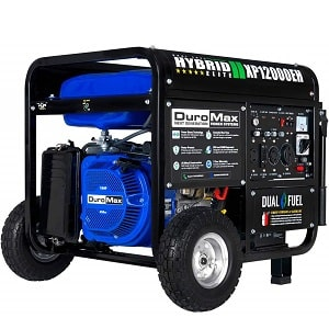 DuroMax XP12000EH Dual Fuel Generator for home