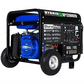 DuroMax XP12000EH Dual Fuel Generator