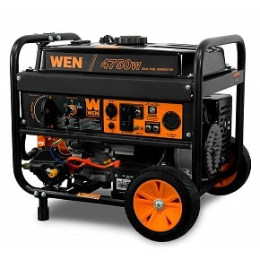 Wen Dual Fuel Generator