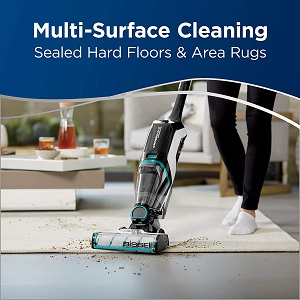 BISSELL CrossWave Cordless Vacuum For Tile Floor